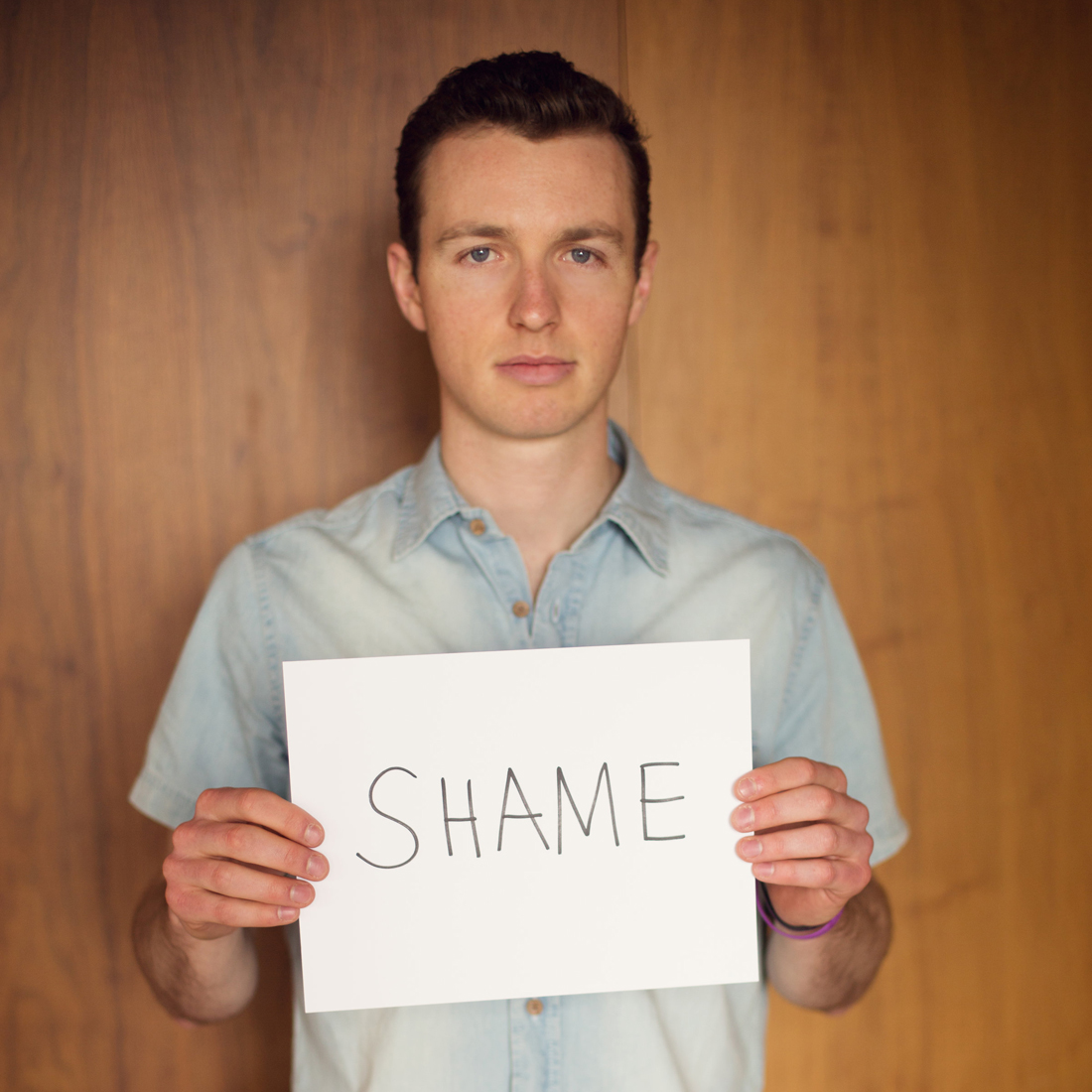 Recognizing shame